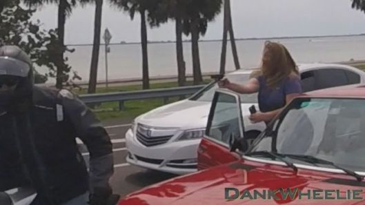 Courtney Campbell Causeway Incident 1