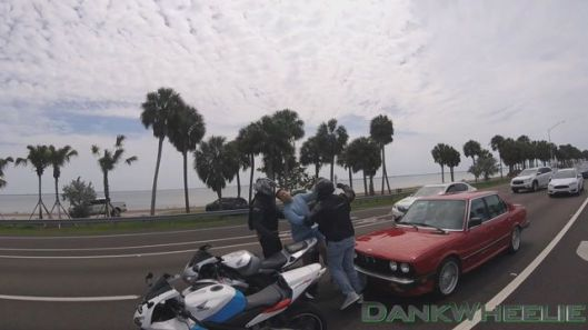 Courtney Campbell Causeway Incident 2